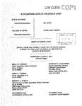 State v. Ochieng Appellant's Brief Dckt. 34755