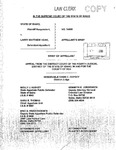 State v. Hoak Appellant's Brief Dckt. 34906