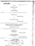 State v. Strange Clerk's Record v. 1 Dckt. 35032