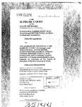 Farber v. Idaho State Ins. Fund Clerk's Record v. 1 Dckt. 35144