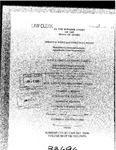 Weitz v. Green Clerk's Record v. 3 Dckt. 33696