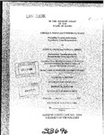 Weitz v. Green Clerk's Record v. 5 Dckt. 33696