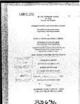 Weitz v. Green Clerk's Record v. 8 Dckt. 33696