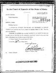State v. James Order Dckt. 33895