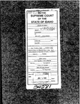 State v. Jockumsen Clerk's Record v. 1 Dckt. 34581