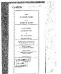 State v. Hansen Clerk's Record v. 1 Dckt. 34701