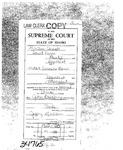 Carroll v. MBNA Am. Bank Clerk's Record v. 2 Dckt. 34765