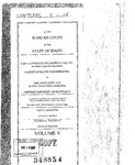 St. Alphonsus Diversified Care, Inc. v. MRI Assocs., LLP Clerk's Record v. 5 Dckt. 34885