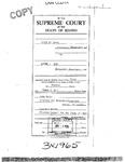 State v. Korn Clerk's Record v. 1 Dckt. 34965