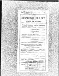 Gardiner v. Boundary County Bd. Of Com'rs Clerk's Record v. 1 Dckt. 35007