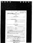 Rhoades v. State Clerk's Record v. 1 Dckt. 35021