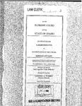 State v. Troutman Clerk's Record v. 1 Dckt. 35033