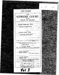 Schmechel v. Dille Clerk's Record v. 3 Dckt. 35050