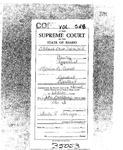 Citibank (South Dakota) N.A. v. Carroll Clerk's Record v. 5 Dckt. 35053