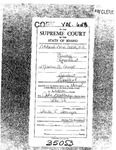 Citibank (South Dakota) N.A. v. Carroll Clerk's Record v. 6 Dckt. 35053