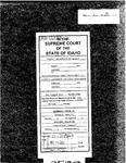 Henderson v. Henderson Inv. Properties Clerk's Record v. 1 Dckt. 35138