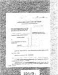 In re Idaho Dept. of Water Resources Amnded Final Order Creating Water Dist. No. 170 Clerk's Record v. 5 Dckt. 35175
