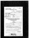 Craig v. Gellings Clerk's Record v. 1 Dckt. 35231