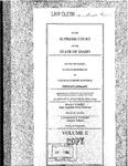 State v. Hawkins Clerk's Record v. 2 Dckt. 35281