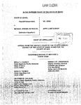 State v. Reynolds Appellant's Brief Dckt. 35382