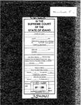 State v. Peterson Clerk's Record v. 1 Dckt. 35441