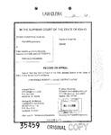 Storey Constr., Inc. v. Hanks Clerk's Record v. 2 Dckt. 35459