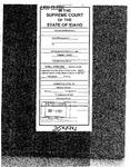 Ransom v. Topaz Mktg., L.P. Clerk's Record v. 1 Dckt. 35494