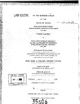 Potlatch Educ. Ass'n v. Potlatch School Dist. No. 285 Clerk's Record v. 1 Dckt. 35606