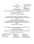 Triad Leasing & Financial, Inc. v. Rocky Mountain Rogues, Inc. Appellant's Brief Dckt. 35659