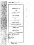 Feasel v. Idaho Transp. Dep't Clerk's Record v. 1 Dckt. 35720