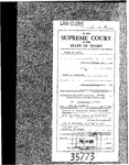 State v. Ashworth Clerk's Record v. 1 Dckt. 35773