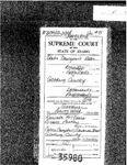 Idaho Dairymen's Ass'n v. Gooding County Clerk's Record v. 5 Dckt. 35980