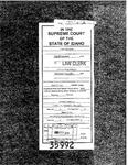 Brown v. City of Pocatello Clerk's Record v. 1 Dckt. 35992