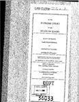 State v. Moore Clerk's Record v. 1 Dckt. 36033