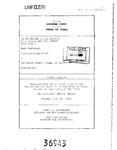 Krempasky v. Nez Perce County Planning Clerk's Record Dckt. 36943