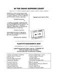 Kuhn v. Coldwell Banker Landmark, Inc. Respondent's Brief Dckt. 29794