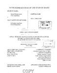State v. Shackleford Appellant's Brief Dckt. 27966