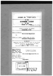 Zivkovic v. State Clerk's Record v. 1 Dckt. 37287