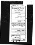 State v. Adamcik Clerk's Record v. 3 Dckt. 34639