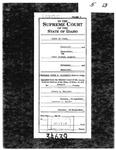 State v. Adamcik Clerk's Record v. 5 Dckt. 34639