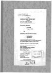 State v. Manzanares Clerk's Record v. 1 Dckt. 35703