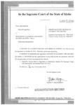 Morrison v. Northwest Nazarene University Augmentation Record Dckt. 37387