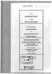 State v. Foster Clerk's Record Dckt. 37455