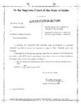State v. Dicksen Appellant's Brief Dckt. 37467