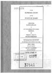 Stem v. Prouty Clerk's Record v. 5 Dckt. 37641