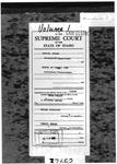 Fuchs v. State, Dept. of Idaho State Police Clerk's Record v. 1 Dckt. 37652