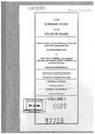 Manning v. Campbell Clerk's Record v. 1 Dckt. 37728