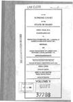 Noak v. Idaho Dept of Correction Clerk's Record v. 5 Dckt. 37788