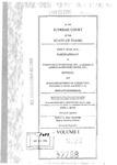 Noak v. Idaho Dept. of Correction Clerk's Record v. 1 Dckt. 37788