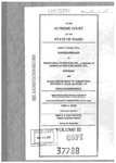 Noak v. Idaho Dept. of Correction Clerk's Record v. 3 Dckt. 37788